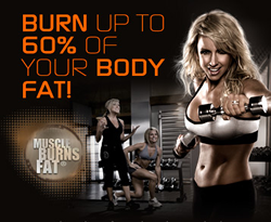 burn fat with muscle chalene extreme