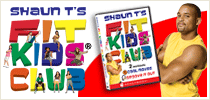 shaun t fit kids club