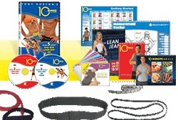 ten minute trainer for busy people by tony horton