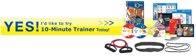 Buy Tony Horton's Ten Minute Trainer
