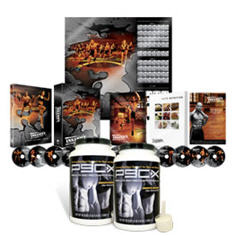 Insanity Deluxe Recovery package