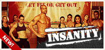 Insanity by Shaun T vs P90X