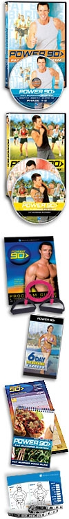 Power 90 by Tony Horton Review