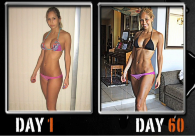 60 Day Insanity Workout Results