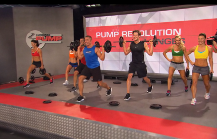P90x2 vs  Les Mills Pump, Which One Should You Do?