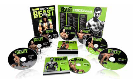 Get mass muscles with Body Beast workout