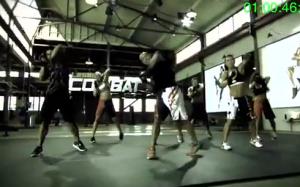 Les Mills Combat workout Pre-order