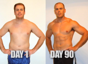Does P90X work for weight loss