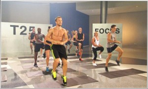 Shaun T Workout - Focus T25