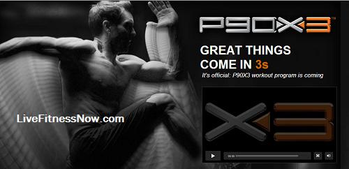 P90X3 Fitness Program