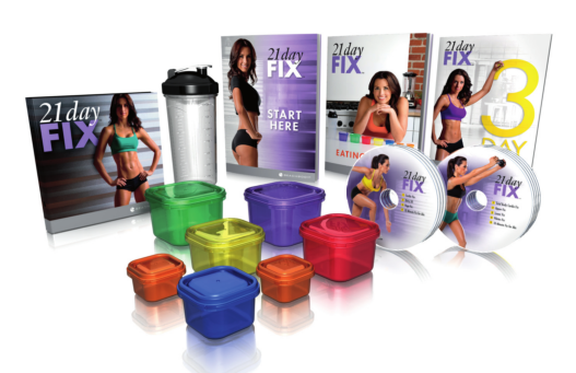 21 Day Fix Base Kit
