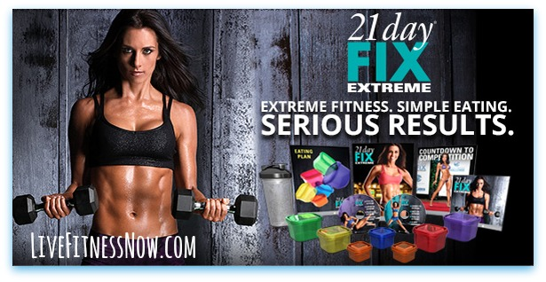 21 Day Fix Extreme available now