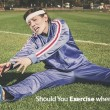 Should You Exercise when Sore?