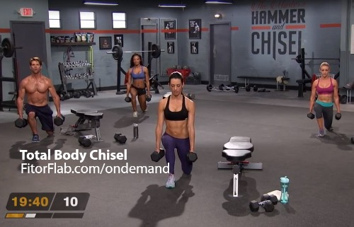 Total Body Chisel - Beachbody On Demand