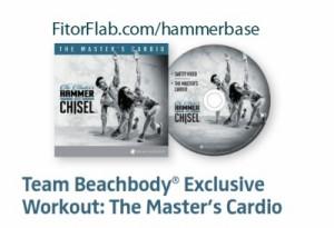 Master's Cardio Workout