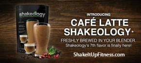 New Cafe Latte Shakeology