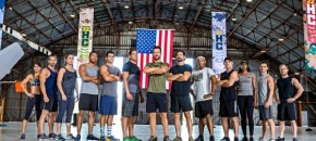 Hard Corps workout with Tony Horton