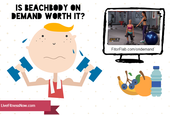 Is Beachbody On Demand Worth it?