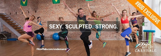 New Beachbody Workout Carnivale
