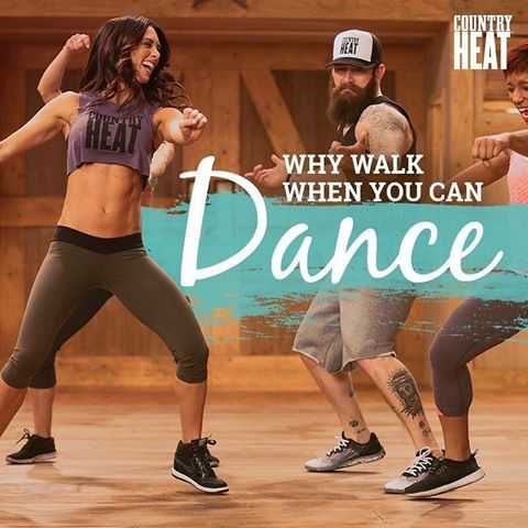 Autumn Calabrese - get fit with Country Heat