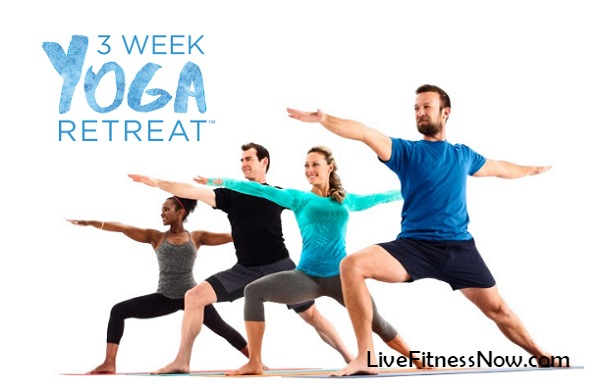 Beachbody 3 Week Yoga Retreat