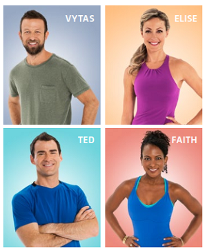 Yoga Retreat Instructors Beachbody on Ddemand