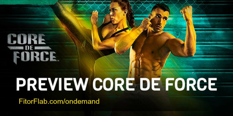 Core De Force workout review