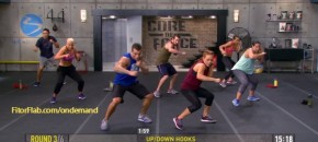 MMA Speed workout from Core de Force