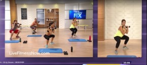 Remix the Fix workout from Autumn Calabrese