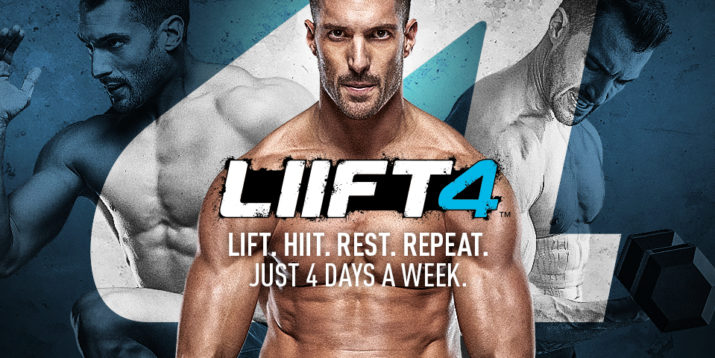 LIIFT4 Workout with Joel Freeman