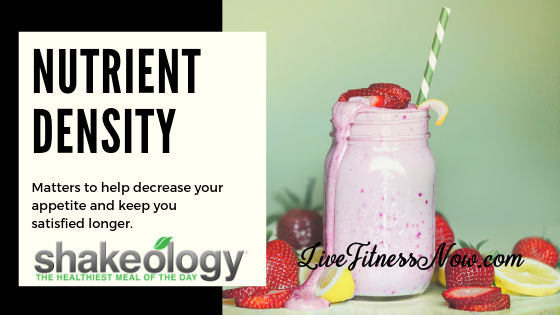 Can Shakeology Really Help Curb Your Appetite