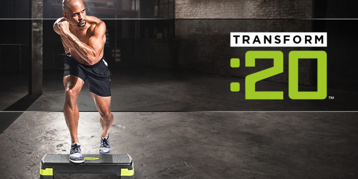 Shaun T Transform 20 workout