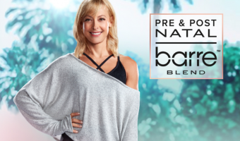 Get Fitness Results with Pre and Post Natal Barre Blend