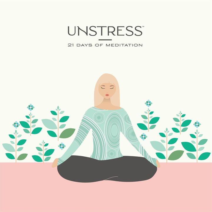 unstress meditation 21 day program