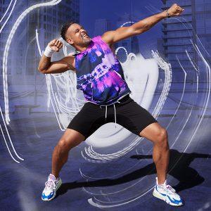 Let's Get Up Dance Fitness Program