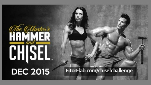 The Master's Hammer and Chisel Workout