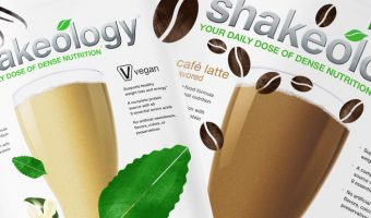 New Vegan Shakeology Flavors: Vanilla and Cafe Latte