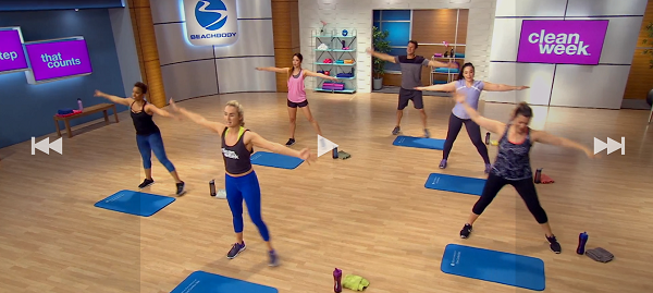 Beachbody Clean Week Workout Review: Day 1 Core Function