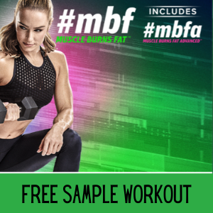mbf free sample workout